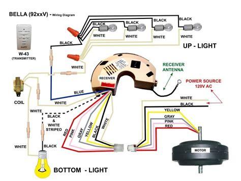 Hunter-FanMotor-Wiring-Diagram