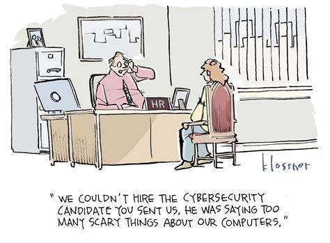 Information Security Cartoons