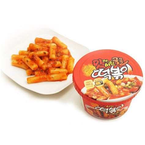 Instant Cup Spicy Korean Stir fried | Gps Store