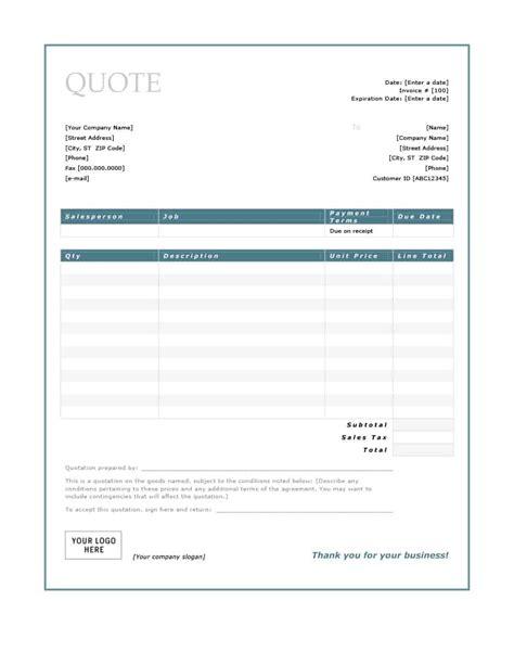InvoiceQuote-Template