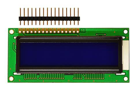 JHD162A-ArduinoScale