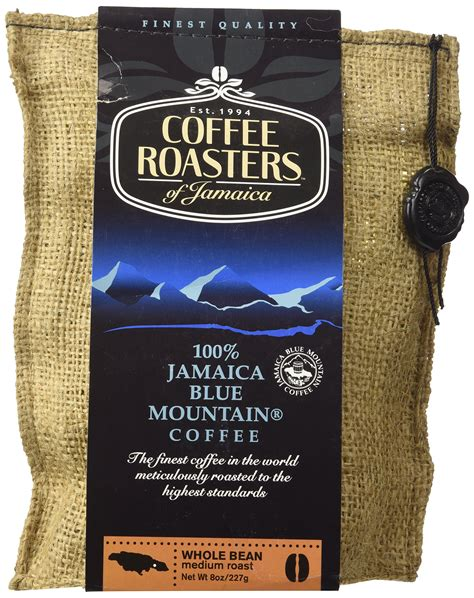 Jamaican Blue Mountain Coffee Beans | Gps Store