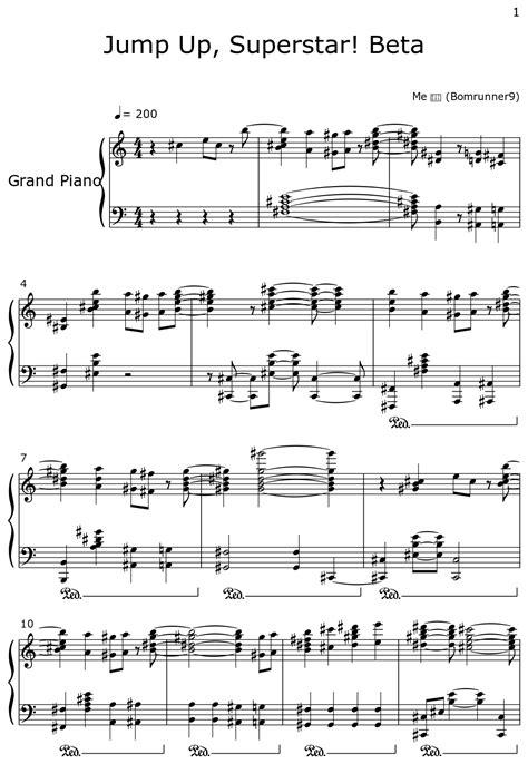 Jump-Up-Super-Star-Sheet-Music-Piano