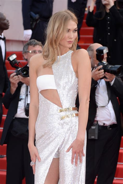 Karlie Kloss Red Cannes