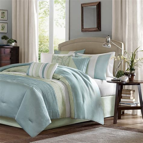 King-Size-ComforterSets-Green