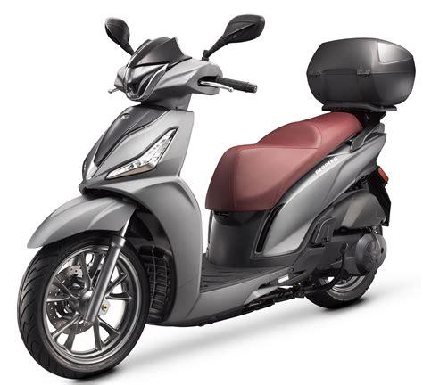 Kymco-300CcScooter
