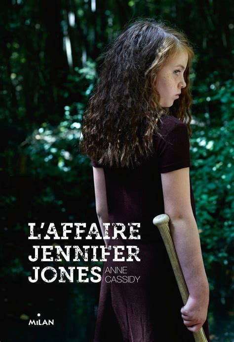 Telecharger Livre Pdf L Affaire Jennifer Jones Pour Le