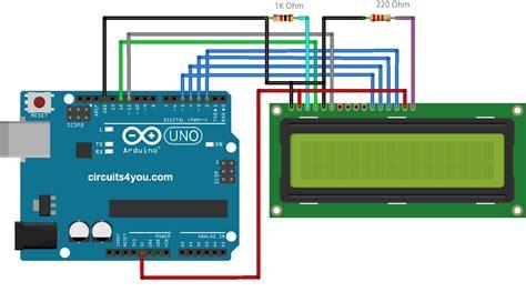 LCD-Interfacewith-Arduino