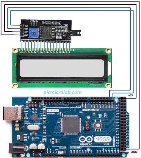 LCD-ModuleArduino