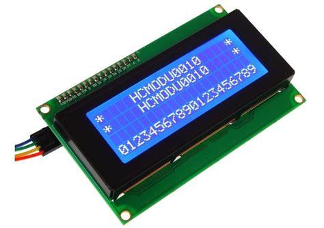 LCD20X4-Arduino