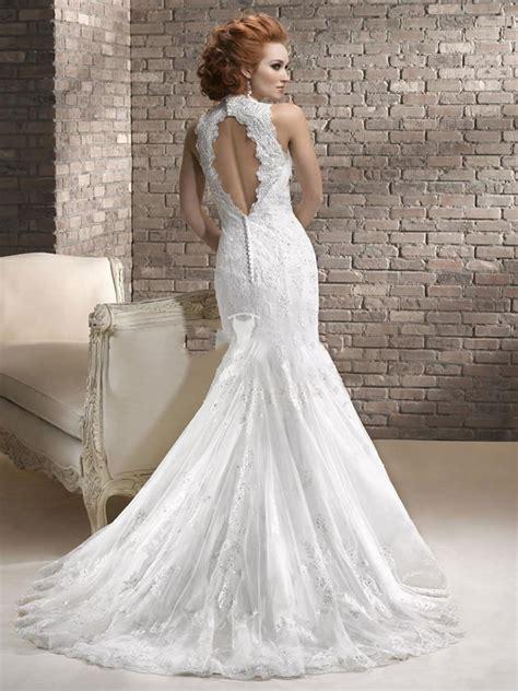 Lace-Mermaid-WeddingDresses