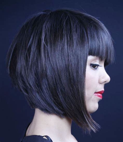 Layered-a-LineBob-with-Bangs