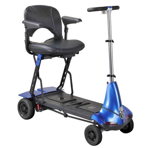 Lightest-FoldingMobility-Scooter