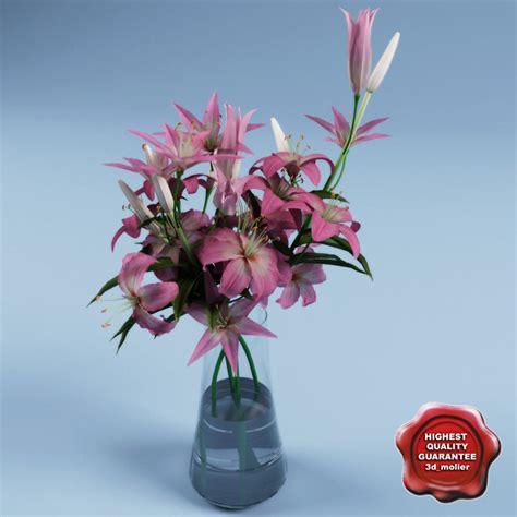 LilyFlower-Bouquet