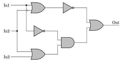 Logic-CircuitDiagram