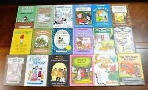 Lot 22 I CAN READ HB Children\'s Books Syd Hoff Lillian Hoban B. Wiseman More | Watches Store Online Reviews