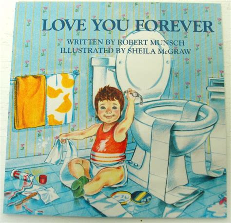 Love You Forever by Robert Munsch Paperback Children\'s Books 9780920668375 | Watches Store Online Reviews