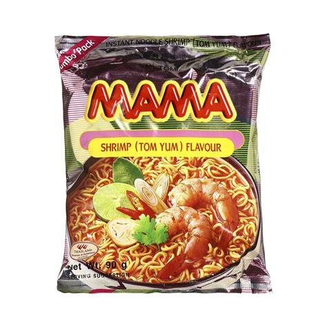 MAMA Thai Tom Yum Shrimp | Gps Store