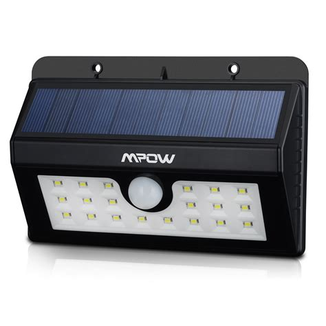 MPOW 24LED Solar Power Light | Watches Store Online Reviews