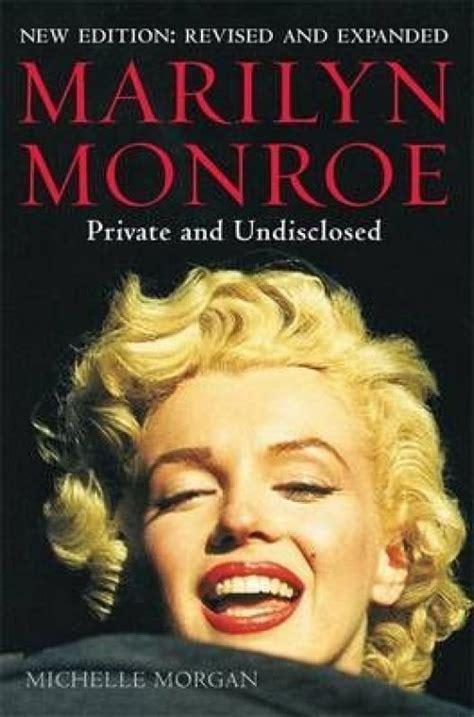 Marilyn-MonroeBooks