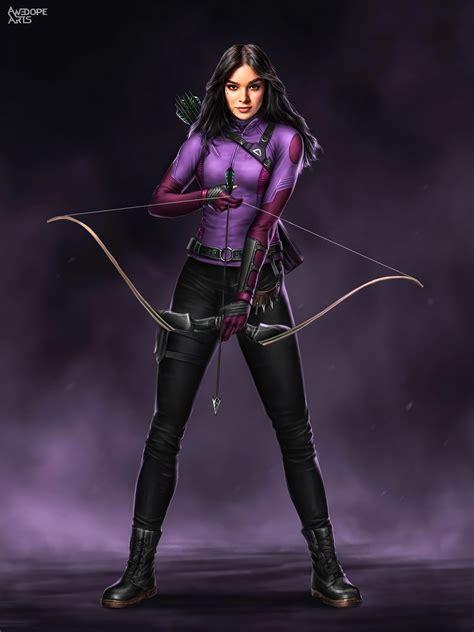 Marvel Female Hawkeye