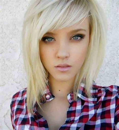 Medium-Length-Emo-Hairstyles