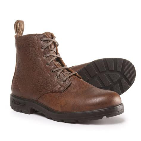 Men Blundstone Lace Boots