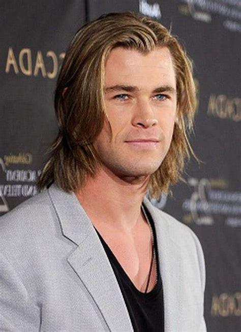 Men-HairstylesLong-Straight-Hair