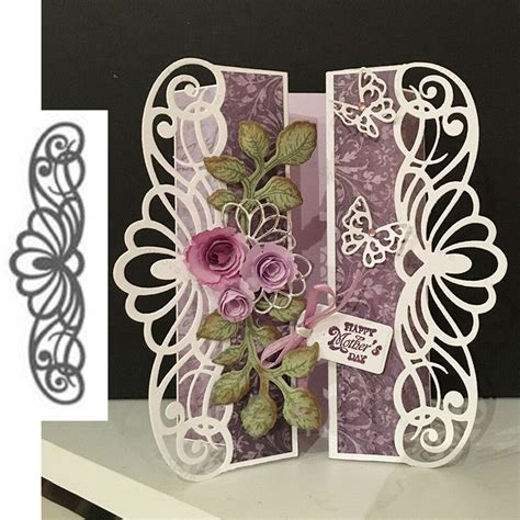 Metal DIY Cutting Dies Stencil | Gps Store