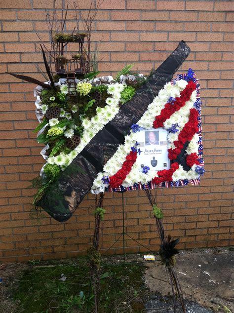 MilitaryFuneral-Flower-Arrangements