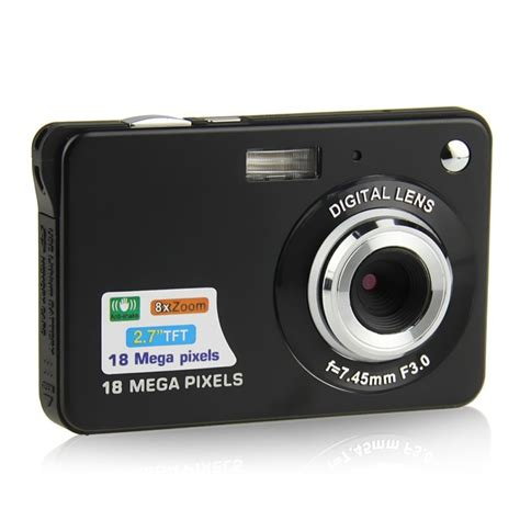Mini Digital Camera with 8X | Digital Cameras