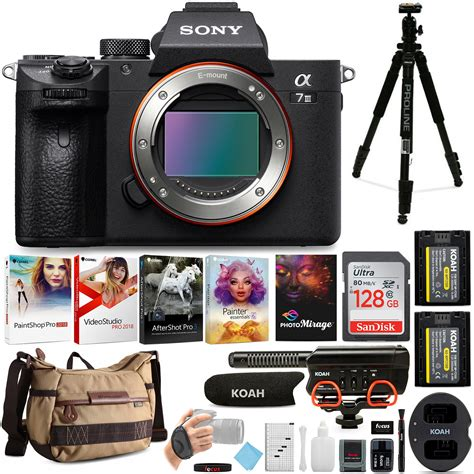 Mirrorless Digital Camera (Body Only | Digital Cameras