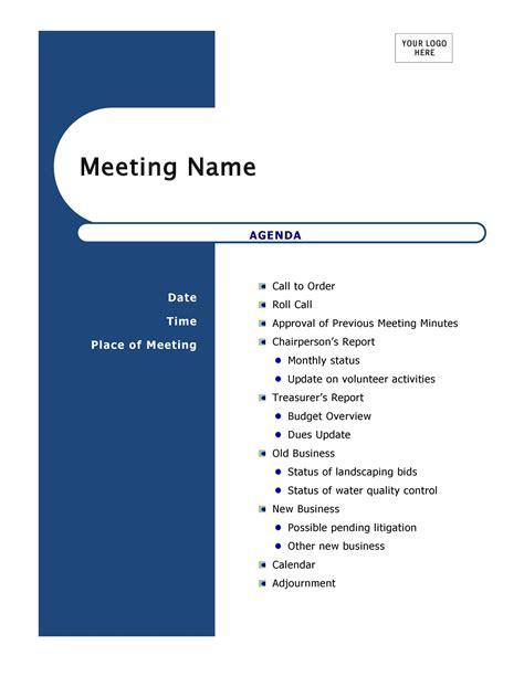 ModernMeeting-Agenda-Templates