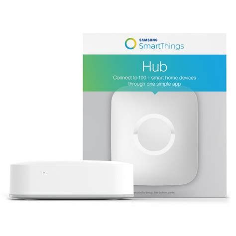 NEW Samsung SmartThings Hub 2nd Generation Smart Home Automate APPLE ANDROID | Watches Store Online Reviews
