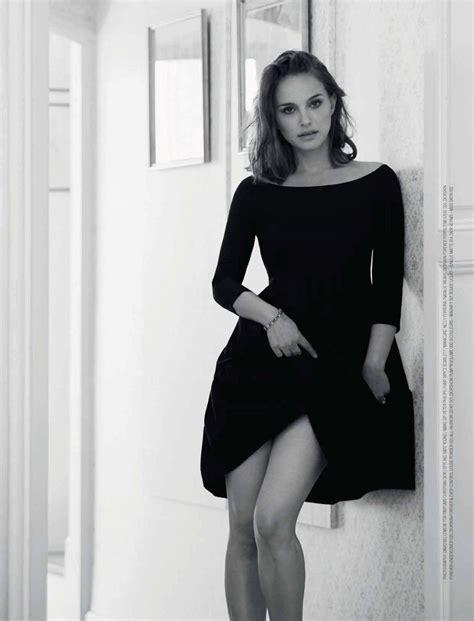 Natalie Portman Elle