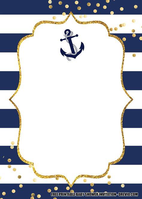 Nautical-Baby-ShowerInvitations