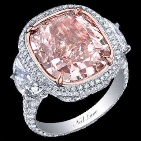 Neil-LanePink-Diamond-Engagement-Rings