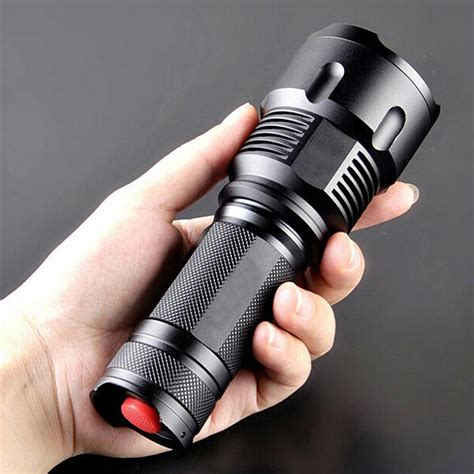 New Military Grade Tactical Flashlight | Watches Store Online Reviews