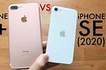 New iPhone SE vs 7 Plus