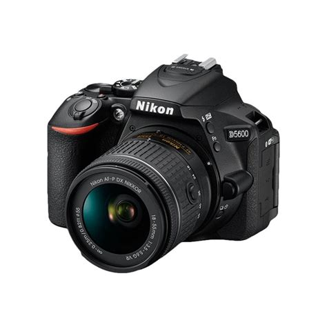 Nikon D5600 Digital SLR Camera Black 3 Lens: 18 55mm VR Lens 32GB Bundle | Digital Cameras