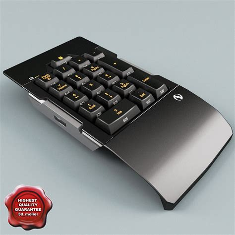 NumericKeypad