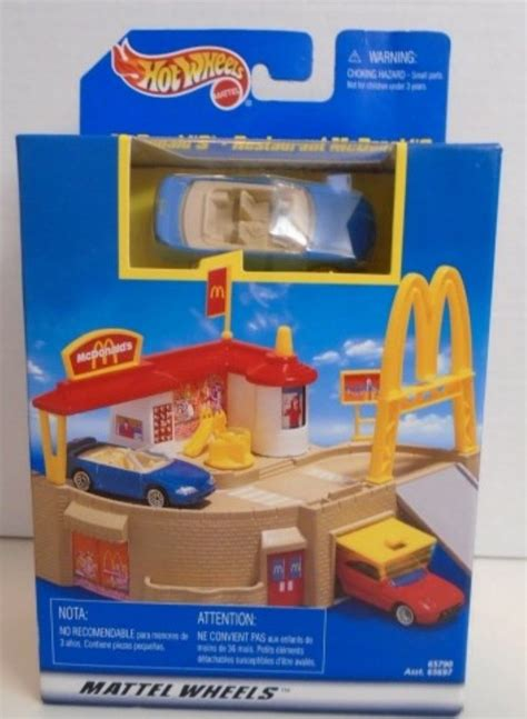 Of Vintage 90\'s McDonald\'s Hotwheels | Watches Store Online Reviews