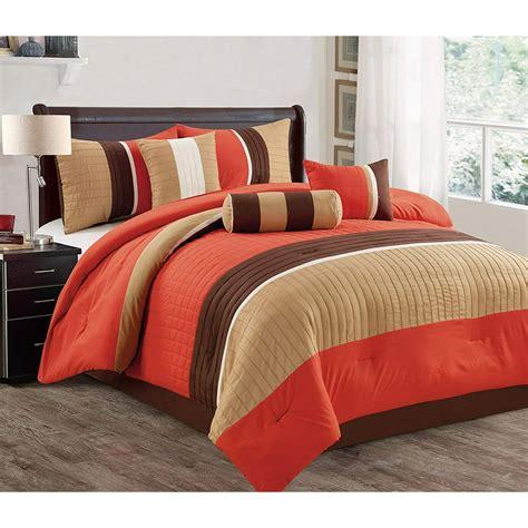 Orange-BedSheets