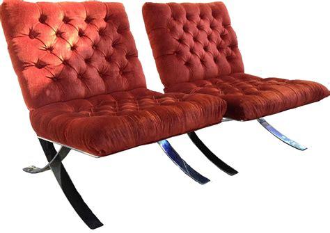OrangeBarcelona-Chair