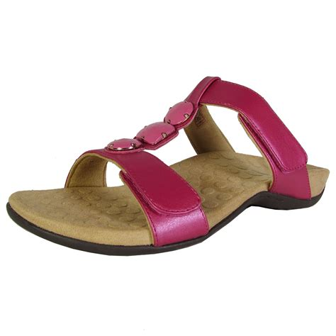 Orthaheel Technology Womens Strappy Sandals | Gps Store