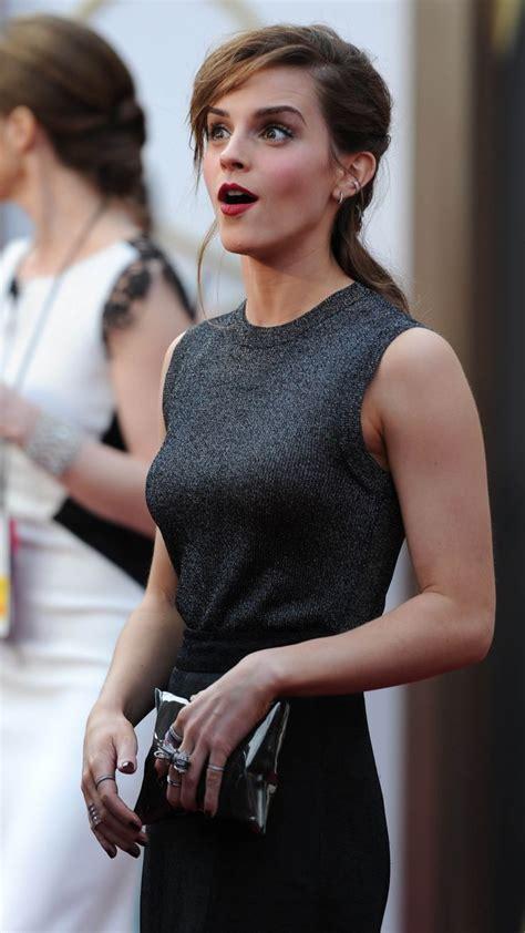 Oscars Emma Watson Surprised