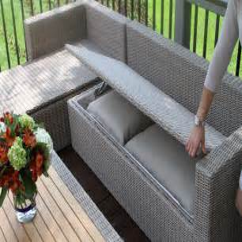 Outdoor-FurnitureSelf-Storage-Cushions