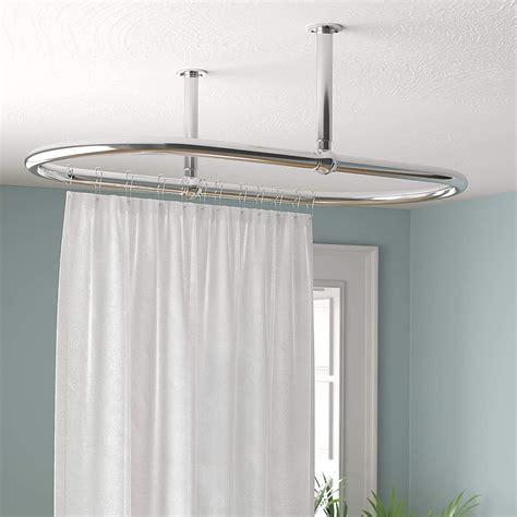 Oval-Shower-Curtain-Rodfor-Bathtub