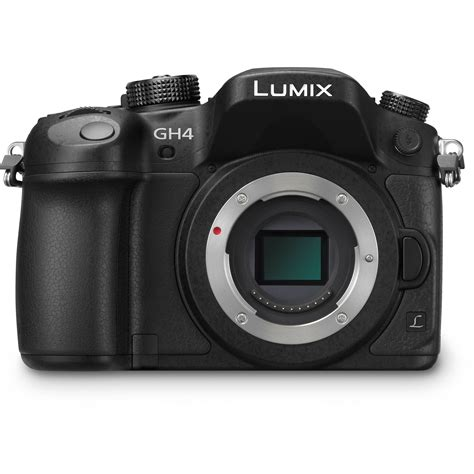 Panasonic Lumix DMC GH4 Mirrorless Camera Body, Black Brand New | Digital Cameras