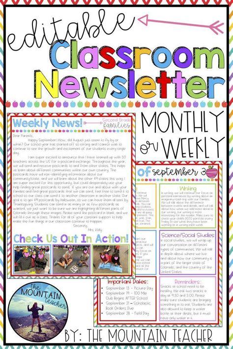 Parent-ClassroomNewsletter-Template